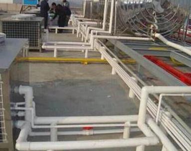 大足聚氨酯保温管应用